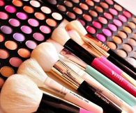 Make up Brushes and Palettes