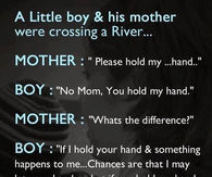 mother son