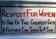 respect for women