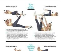 Flat Tummy Exercises
