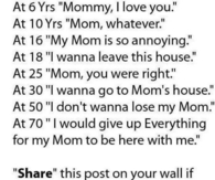 Love your Mom