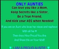 Aunt Quotes Pictures, Photos, Images, and Pics for Facebook ...