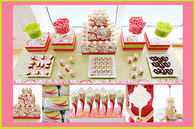 Pucci Pink Baby Shower