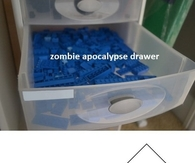 Dreamer Zombie Apocalypse Sayings