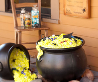 Outdoor Cauldron