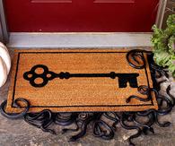 Snakes under the doormat