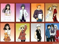 Fruits Basket Characters