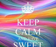 Keep Calm & Have Sweet Dreams