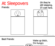 Sleepovers Pictures, Photos, Images, and Pics for Facebook, Tumblr