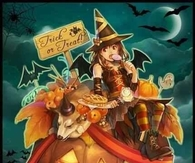 Anime Trick or Treat
