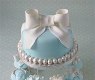 Baby Boy Baby Shower Cake