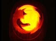 Firefox Jack o Lantern