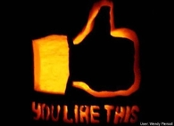 You like this jack o lantern