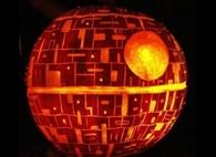 Death Star Jack O Lantern