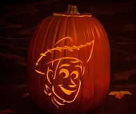 Woody Pumpkin