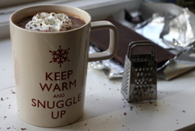 Keep warm and snuggle up