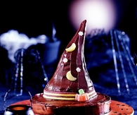 Wizards hat cake
