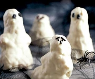 Ghostly cereal bars