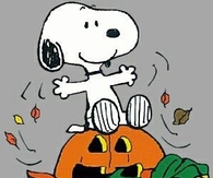 Snoopy Loves Halloween