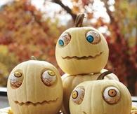Wild Eyes Jack O Lanterns