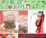 DIY Handmade Holiday Gifts