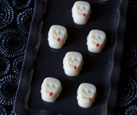 Jelly shot skulls