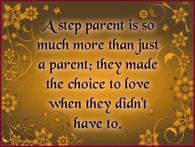 a step parent