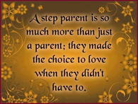 a step parent