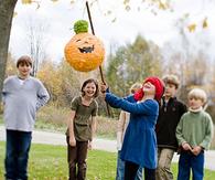 Pumpkin Pinata