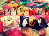 Happy Halloween Candy