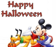 Halloween Mickey Mouse