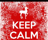Keep Calm Christmas Is Coming.Keep Calm Christmas Is Coming Pictures Photos And Images