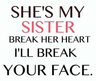 Funny Sister Quotes Pictures Photos Images And Pics For Facebook