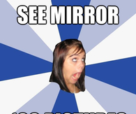 See Mirror, 100 pictures