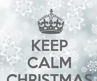Keep Calm Christmas Is Coming.Keep Calm Christmas Quotes Pictures Photos Images And