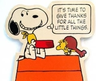 its time to give thanks