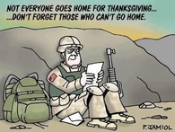 Military Thanksgiving