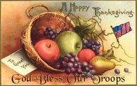 Happy Thanksgiving God Bless Our Troops