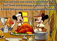 Have a safe Turkey Day