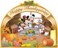 Disney Happy Thanksgiving