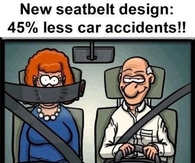 new seatbelts