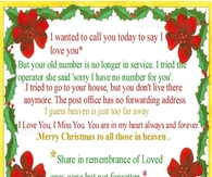 Merry Christmas · heaven · christmas · christmas tree · christmas quotes · i love you
