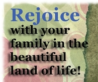 Rejoice with you family
