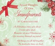 Missing My Grandparents At Christmas
