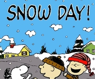 Charlie Brown Snow Day