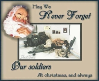 May we never forget our soldiers...
