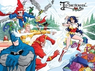 Christmas DC comics