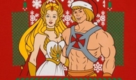 He Man and She Ra Xmas