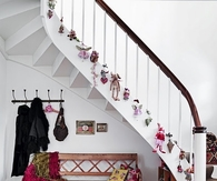 Toy doll decor