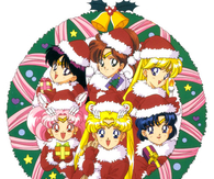 Sailor moon christmas